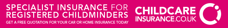Specialist Insurance for Registered Childminders